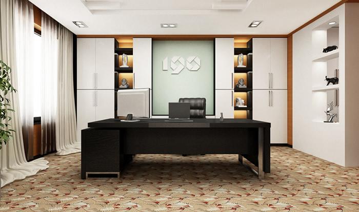 Thiết kế nội thất văn phòng làm việc